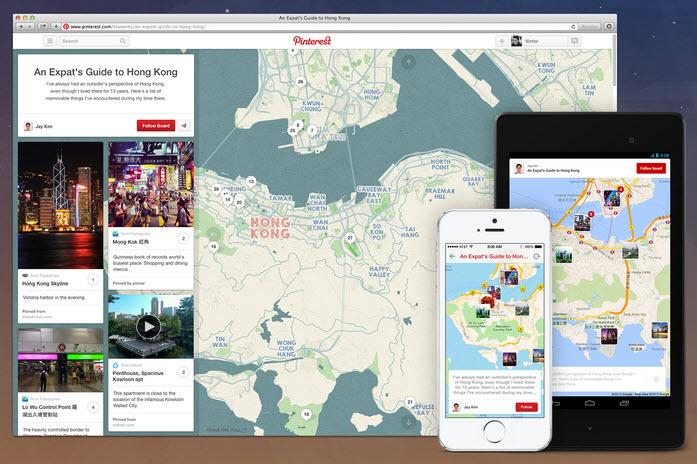 New Pinterest Place Pins Great for Chicago Small Business Marketing