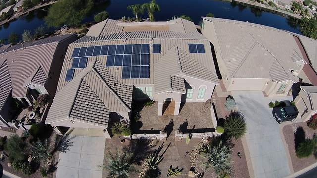 arizona solar home