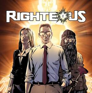 Righteous Comic Kickstarter Transformative Storytelling Campaign Launched