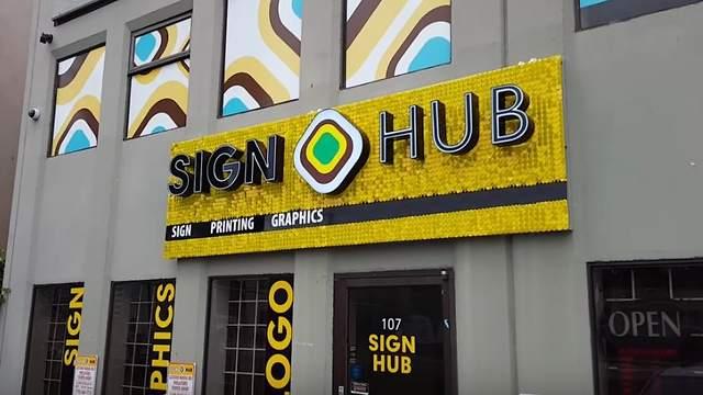 Leading Surrey Bc Area Sign Shop Celebrates Successful 2016