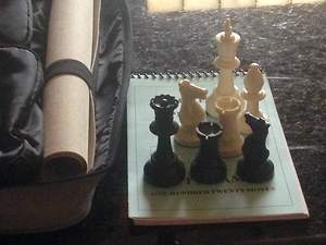 Scott Tucker Holds Chess Tournament On New Years Day