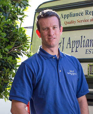 Appliance Repair Company 'E&J Appliance' Hires New Tech