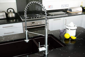 Ultimate Kitchen Faucet Brings Versatility to Kitchens