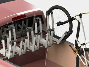 KURUK Bike Racks for Pickup Trucks Launched on Indiegogo