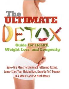 Hot New Cleanse Detox Book: How To Detox