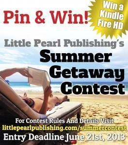 Win A Kindle Contest Announced By Little Pearl Publishing