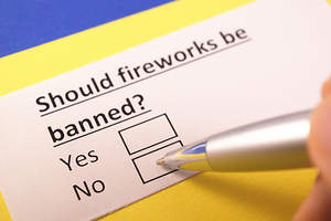 Banning Fireworks A Good Way To Prevent Injury