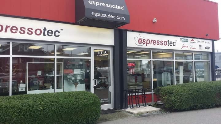 Espressotec Sales & Service - Vancouver BC