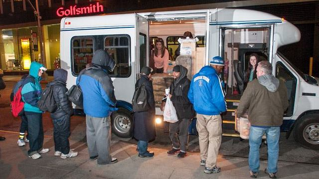 New Jersey Family Helps Feed NYC Homeless