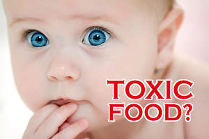 Consumer Food Scanner Tests for Toxins & Nutrients