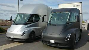 Dawn Ellmore - Tesla Sued by Hydrogen Truck Start-Up Over Patent Infringement