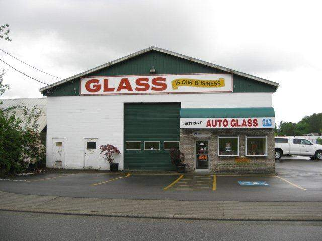 Abstract Auto & Window Glass in Mission BC