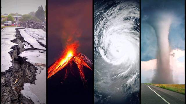 How will you survive a natural disaster?