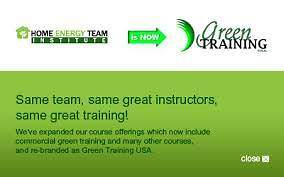 Green Building Industry Certification Exam Preparation Online Course Launched