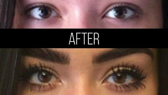 d8619135810 Lengthening Mascara with 5000 Reviews Helps Short Straight Lashes in ...