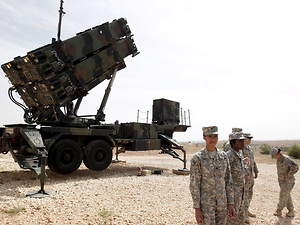 US to Remove Patriot Missiles from Turkey