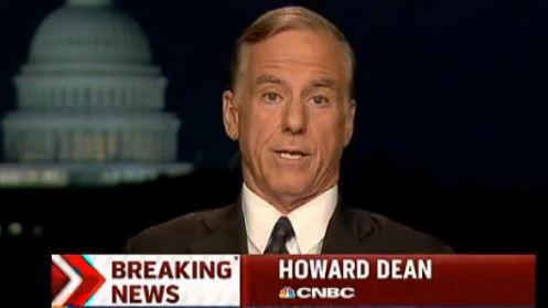 Howard Dean Vows To Inject $750K In Five 2013 Virginia House Races