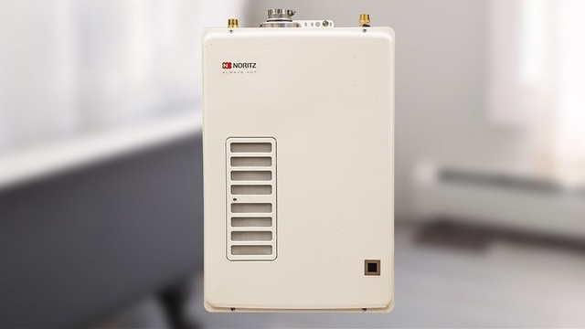 cost of tankless water heaters reduced by noritz new eztr40