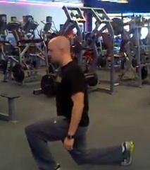 Alternating Bodyweight Lunge Video Released by Bodyweight Torch