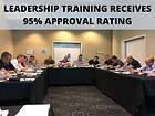 Brisbane Leadership Training Course Gets 95% Approval Rating