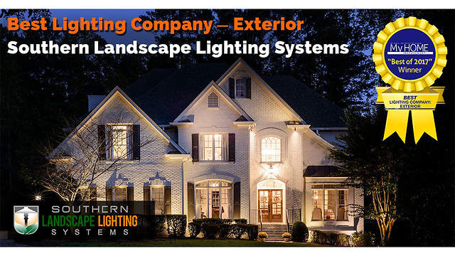 Marietta outdoor lighting company wins lighting award southern landscape lighting systems wins award workwithnaturefo