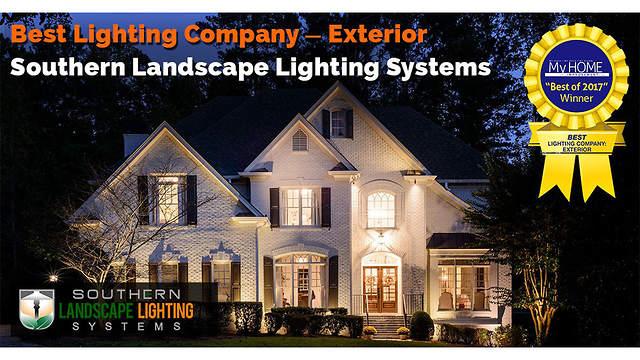 Southern Landscape Lighting Systems Wins Award