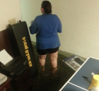 Water Damage From Colorado Springs Rains