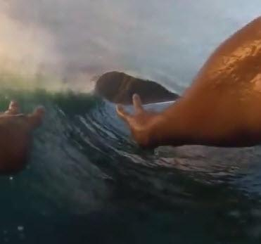 GoPro Cameras Make POV Real for Snowboarders, Skiers, Surfers Video
