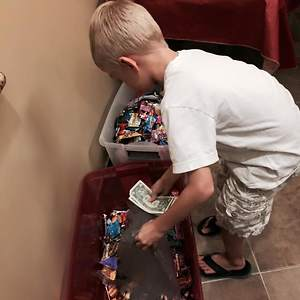 Queen Creek Dentist Trades Cash for Halloween Candy