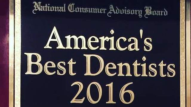 Dr. Irfan Atcha America's Best Dentists 2016
