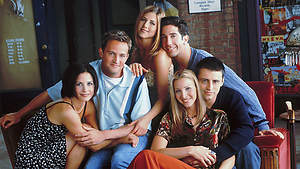 'Friends' Actors Reunite Exclusively on HBO Max
