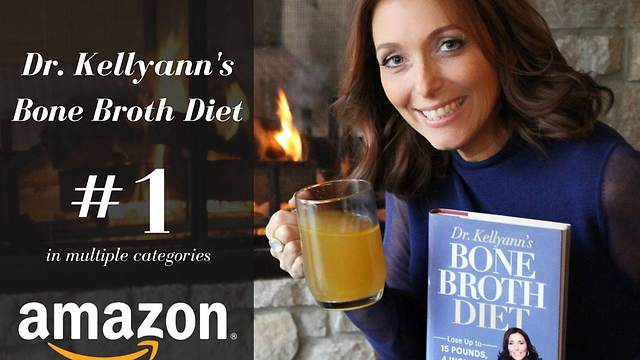 New weight loss diet book hits 1 best seller status on amazon dr kellyanns bone broth diet reached amazons 1 spot for weight loss diets on malvernweather Image collections