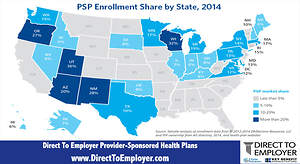 New Direct to Employer Provider-Sponsored Health Plans