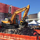 MB America crushing at World of Concrete 2015