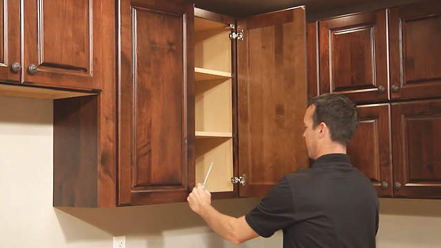 EZ-Level On How To Install Kitchen Cabinets