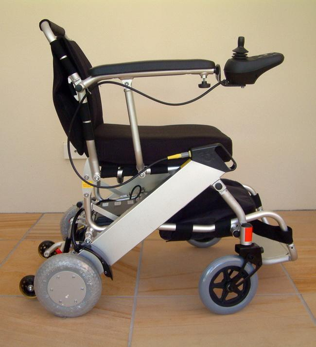 "How New Battery Technology Created "" The Wheel Chair "" For Stroke Survivors."