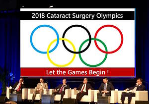 ALACCSA Wins Silver at 2018 Cataract Surgery Olympics