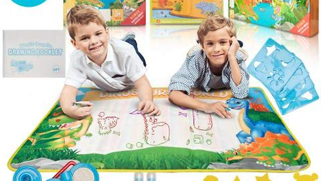 Perfect Life Ideas has launched a Water Doodle Mat