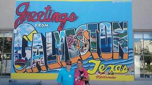 Galveston TX Walking Food Tours Strand Cruise Ship Tourist Excursions Launched