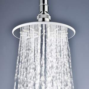 ValJax Launches 6 Inch Rainfall Shower Head on Amazon