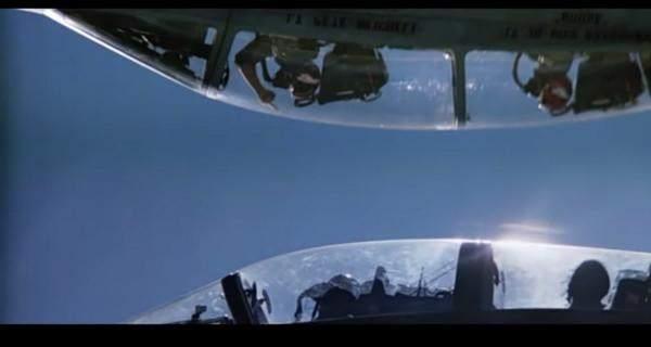 Russian Fighter Jet Pulls Top Gun Stunt on U S  Plane