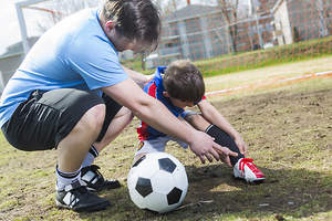 Tips to Decrease the Risk of Childhood Sports Injuries