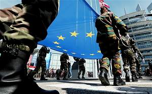 NATO in Trouble: EU Countries Consider Creating EU Army