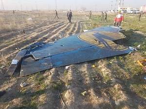 Ukrainian Boeing 737 Was Hit by a Rocket, Iranian Government Admits