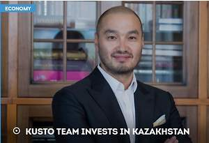 Kusto Group Invests in Building a Modern Agricultural Sector in Kazakhstan