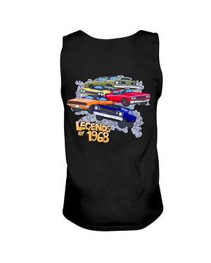 Muscle Car Legends T-Shirts 1968 Dodge and Plymouth Drag Racing Series Launched