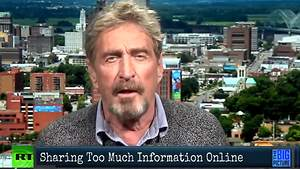 No Password is safe - McAfee Speaks about Internet (In)security