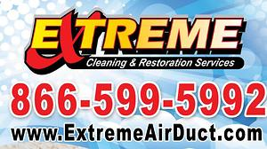 Extreme Air Duct Cleaning and Restoratio